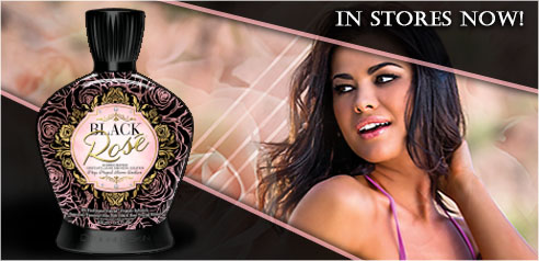 Suntan lotion Black Rose now available in stores